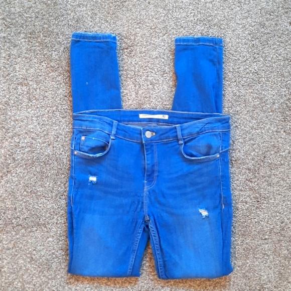 Zara Trafaluc Skinny Jeans